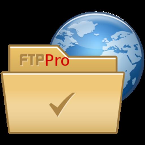 FTP 服务器 Pro 工具 App LOGO-APP試玩