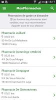 Screenshot of Mon Pharmacien
