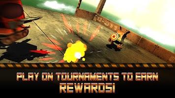 Screenshot of Rumble Bots