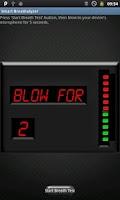 Screenshot of Smart Breathalyzer