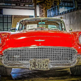 57 T-Bird by Ron Meyers - Transportation Automobiles