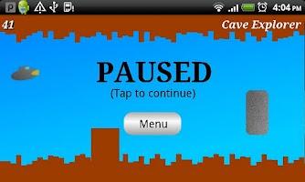Screenshot of Cave Explorer