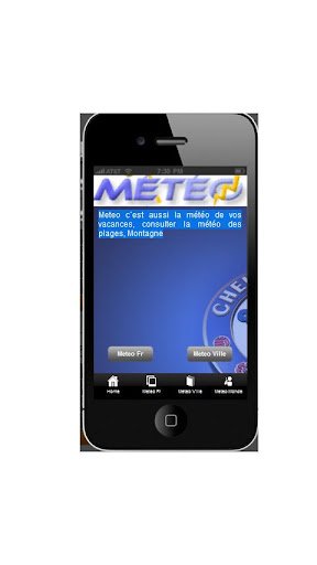 meteo for android screenshot
