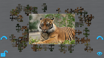 Screenshot of Animals Puzzle