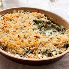 Herbed Green Bean Casserole Recipe