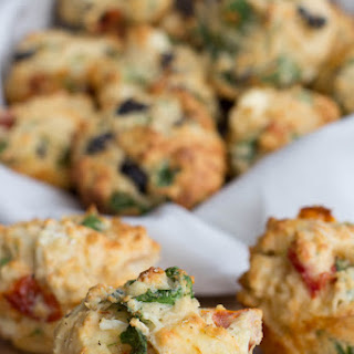 Savoury Vegetable Muffins Recipes