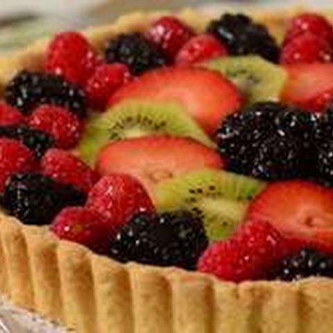 Fruit Tart Recipe & Video