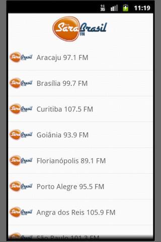 Rede Sara Brasil FM