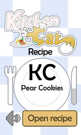 KC Pear Cookies