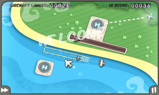 Flight Control - screenshot