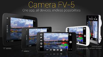 Screenshot of Camera FV-5 Lite
