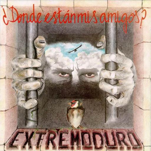 Extremoduro Donde estan mis amigos