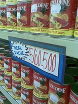 Zimbabwe Prices: Picture Credit, Sokwanele