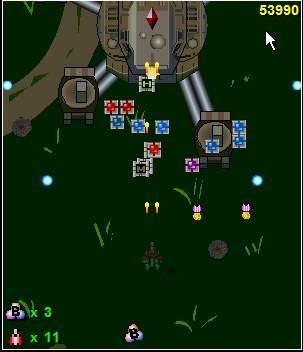 雷電,飛機射擊遊戲,雷電Flash 版本,雷電X下載,flash game修改