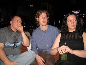 Travis Reitter (Soylent), Gabriel Burt (Banshee), Erinn (Debian)