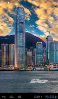 Screenshot of Hong Kong Live Wallpaper Free