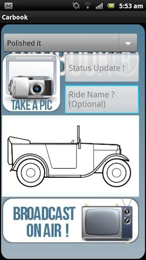 carbook - 你的車的Facebook