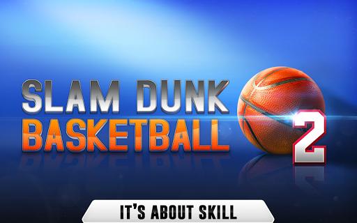 Slam Dunk Basketball 2 - screenshot