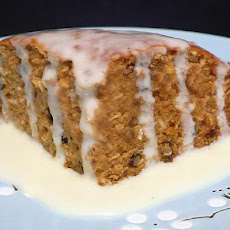 Yogurt Carrot Cake