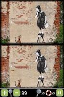 Screenshot of Banksy/Paranoid Differences