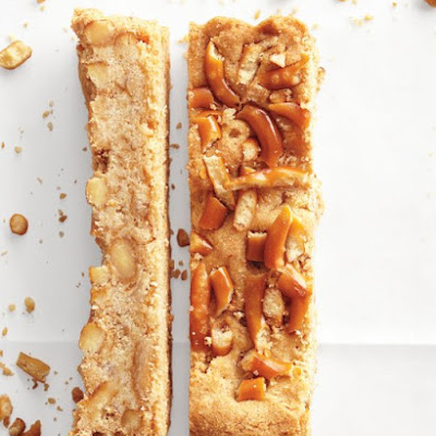 Pretzel-Shortbread Bars