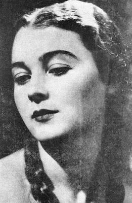 """В 1936 году  """"Мисс Россия """" стала Ариадна Гедеонова.  Ее дед, Степан..."""