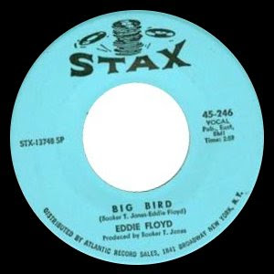 Eddie Floyd - Big Bird / Holding On With Both Hands