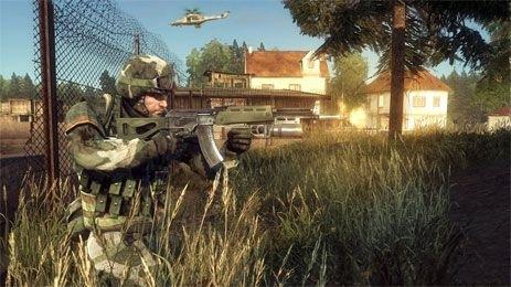 Battlefield  3 duyuruldu!