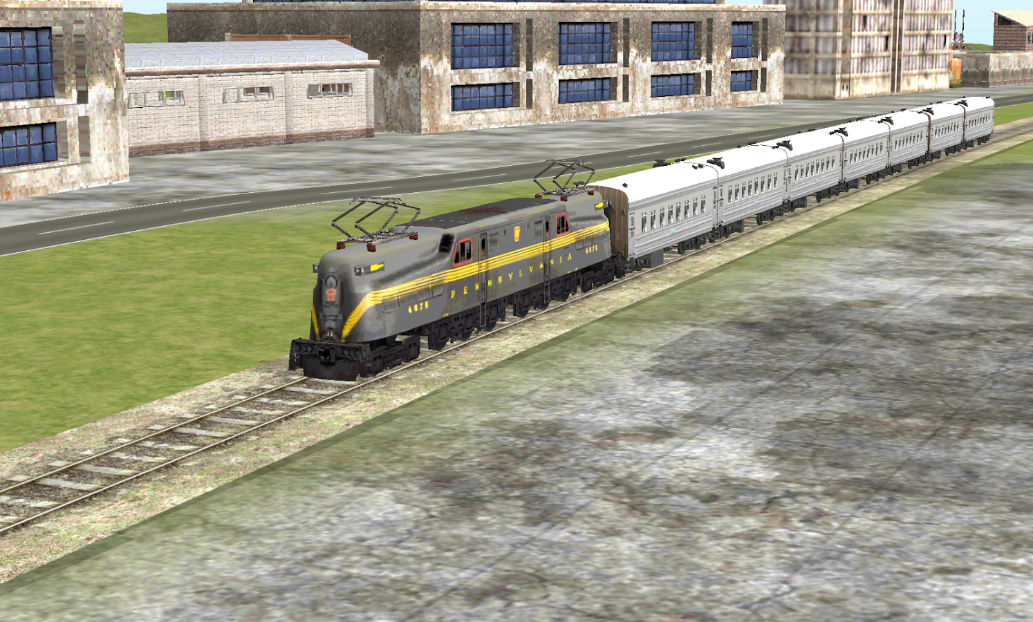 Train Sim Pro Screenshot 5