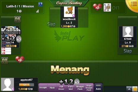 mango capsa banting apk screenshot