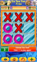 Screenshot of Tic Tac Toe Glow Pro Free