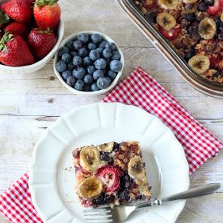 Baked Oatmeal Splenda Recipes