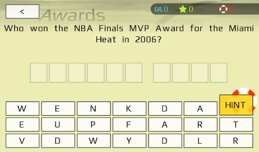 Game Basketball Trivia Game APK for Windows Phone ...