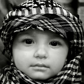 A Portrait  by Azher S Saleh - Babies & Children Child Portraits ( portrait )