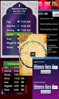 Screenshot of Prayer Time PRO