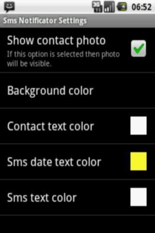 SMS Foto Notificator