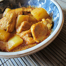 Coconut Chicken Curry - Crock Pot
