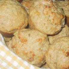 Fennel Corn Muffin