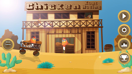 Chicken Kart Racing - screenshot