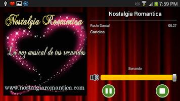 Screenshot of Nostalgia Romantica