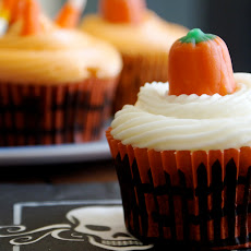 Weight Watchers Pumpkin Cupcakes