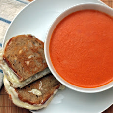 Stephanie Izard's Tomato-Apple Soup