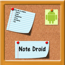 Note Droid mobile app icon