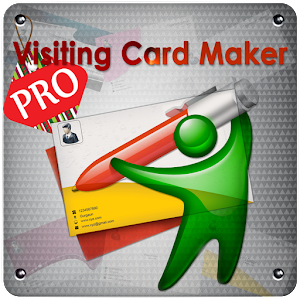 Cover art Visiting Card Organizer Pro