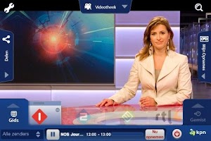 Screenshot of KPN iTV Online