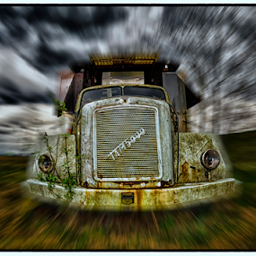 Old Truck by Beeback AlterEgo Biba - Transportation Other (  )