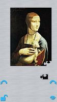 Screenshot of Leonardo Da Vinci Puzzle