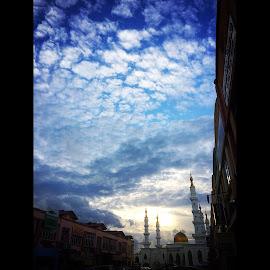 Sunset by Mohd Azrai - Instagram & Mobile Instagram