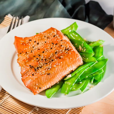 Hoisin-Glazed Salmon