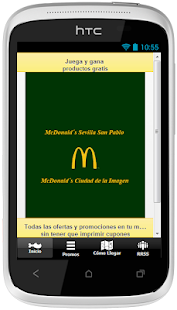 McDonald´s Sevilla - screenshot